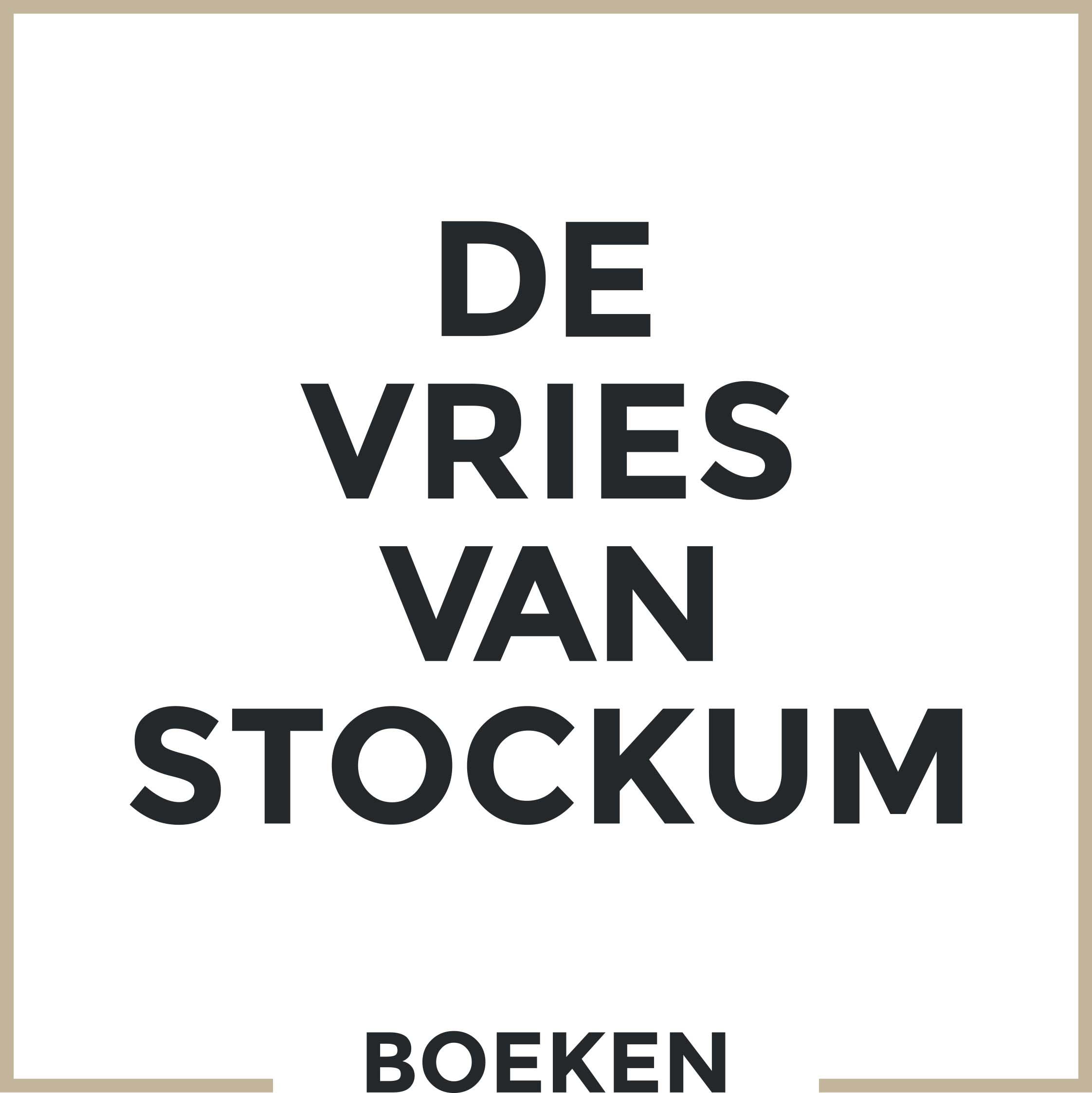 De Vries Van Stockum